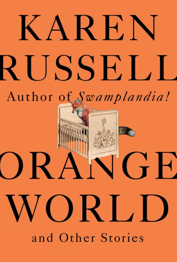 book cover for Orange World