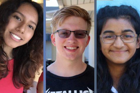 Three senior scholarship winners