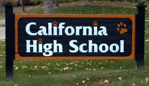 California High sign
