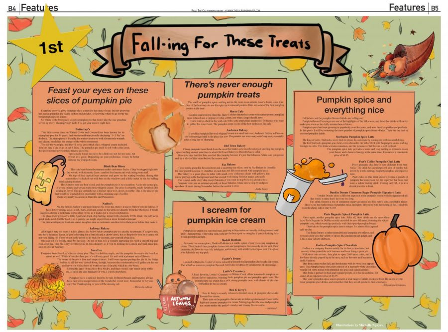 First+place+newspaper+design%2C+fall+treats