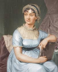 Jane Austen painted portrait
