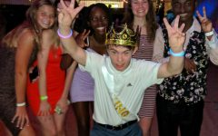 Northgate HS homecming king