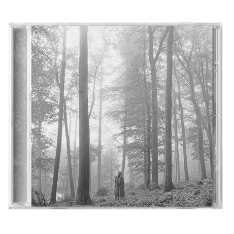 CD cover for Folklore album