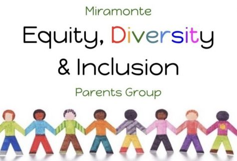 Poster for parent group showing diverse students