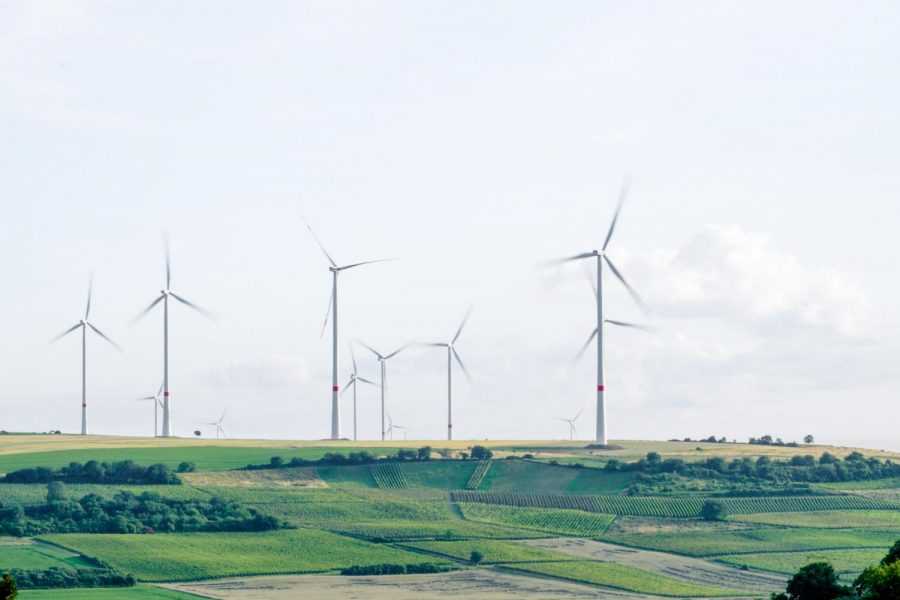 Windmills+over+farmland