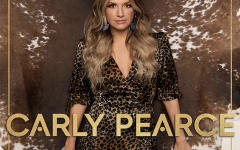 Album cover portrait of Carly Pearce