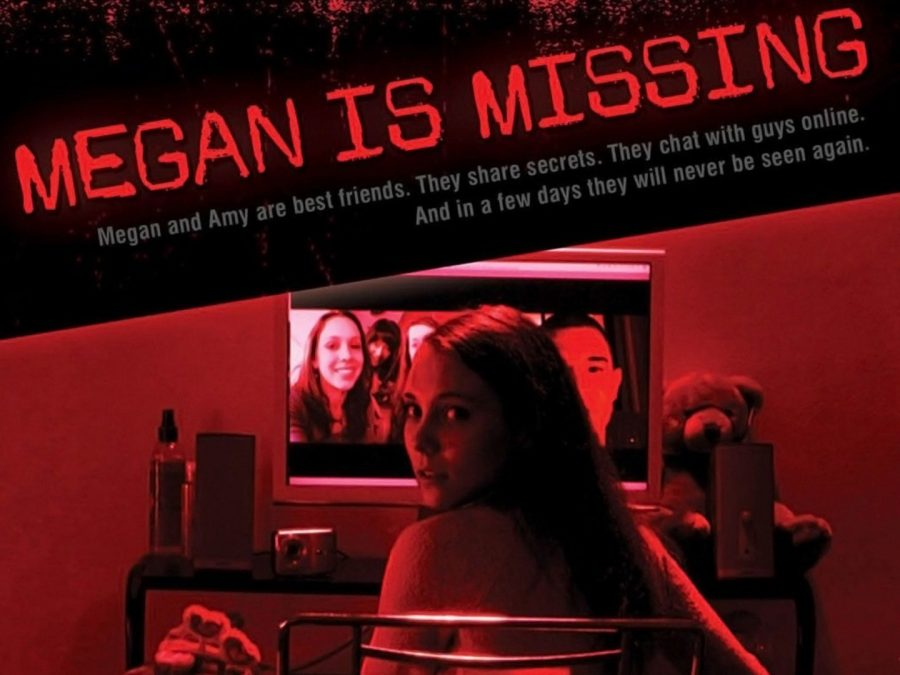 Megan is Missing movie poster