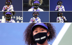 Photo collection of Naomi Osaka's masks