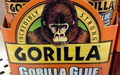Logo for Gorilla Glue