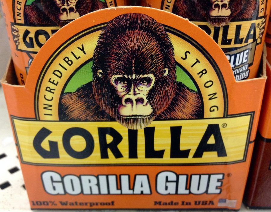 Logo for Gorilla Glue