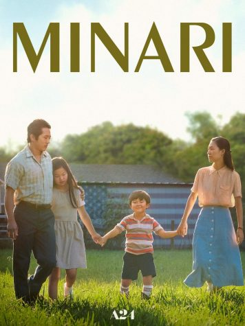 Movie poster for Minari