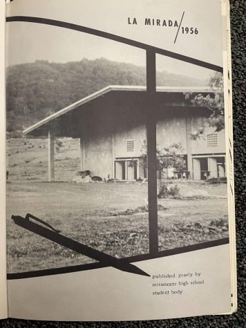 First Miramonte yearbook