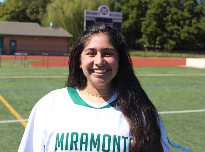 Miramonte lacrosse player Mina Jenab