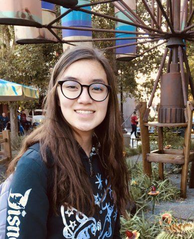 Scholarship winner Macie Calvert