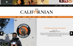 California High home page